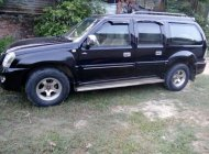 Cần bán lại xe Isuzu Soyat đời 2008, màu đen giá 109 triệu tại Phú Yên