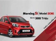 Kia Morning đời 2018(số sàn+ tự động) rẻ nhất, xe đủ màu, trả góp chỉ 100Tr có xe - LH: 0947371548 giá 288 triệu tại Thanh Hóa
