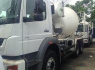 Bán xe bồn trộn nhập khẩu thương hiệu FUSO thể tích bồn 5 khối giá 1 tỷ 760 tr tại Bình Dương
