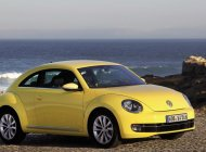 Bán xe Volkswagen New Beetle E đời 2016, màu vàng, nhập khẩu chính hãng giá 1 tỷ 359 tr tại Đắk Lắk