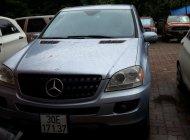 Bán ô tô Mercedes đời 2005, màu xám (ghi), nhập khẩu nguyên chiếc giá 880 triệu tại Hà Nội