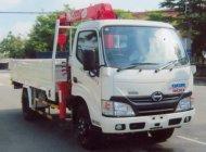 Bán xe tải cẩu 2 tấn Hino XZU650L gắn cẩu Unic 2 tấn giá 978 triệu tại Hà Nội