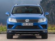 Bán Volkswagen Touareg GP đời 2016, màu xanh lam, nhập khẩu nguyên chiếc giá 2 tỷ 889 tr tại Sóc Trăng