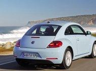 Bán ô tô Volkswagen New Beetle E 2016, màu xanh lam, nhập khẩu nguyên chiếc giá 1 tỷ 389 tr tại Cần Thơ