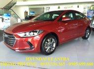Cần bán xe Hyundai Elantra đời 2018, màu đỏ, xe nhập giá 585 triệu tại Đà Nẵng