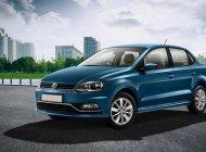 Bán xe Volkswagen Polo E đời 2016, màu xanh lam, nhập khẩu nguyên chiếc giá 695 triệu tại Đồng Nai