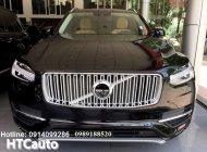 Bán xe Volvo xc90 inscription 2016 màu đen giá 3 tỷ 650 tr tại Hà Nội