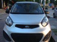 Cần bán Kia Morning van đời 2012, màu bạc, xe nhập giá 258 triệu tại Hà Nội