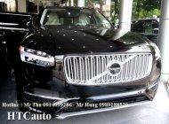 Cần bán Volvo XC90 sản xuất 2016, màu đen giá 3 tỷ 600 tr tại Hà Nội
