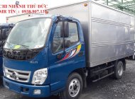 Bán xe tải Thaco Ollin345 tải trọng 2,4 tấn thùng kín, chạy trong thành phố được giá 287 triệu tại Tp.HCM