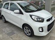 Bán Kia Morning sản xuất 2018 màu trắng, giá 290 triệu LH 0966 199 109 giá 290 triệu tại Thanh Hóa