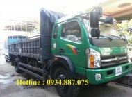 Bán xe tải tmt 7 tấn – 7T thùng dài 6.8m, trả trước 100tr nhận xe giá 390 triệu tại Tp.HCM