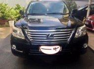 Bán xe LEXUS LX 570 màu đen nội thất kem da cao cấp, đăng ký 2009. Tên Cty hoá đơn xuất cao giá 2 tỷ 790 tr tại Hà Nội