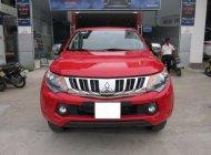 Cần bán Mitsubishi Triton 2.5L 4x2 MT đời 2018, màu đỏ, nhập khẩu Thái, 555 triệu giá 555 triệu tại Tp.HCM