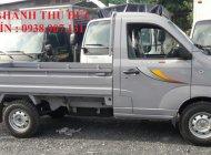 Bán xe tải Thaco Towner950A thùng lửng tải trọng 880 Kg, động cơ Suzuki, máy lạnh cabin giá 216 triệu tại Tp.HCM
