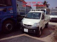 Bán xe tải Thaco Towner950A thùng mui bạt bửng tải trọng 715kg, máy lạnh cabin, động cơ Suzuki giá 216 triệu tại Tp.HCM