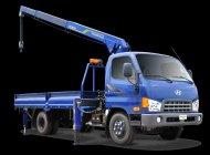 Giá mua bán xe Thaco Hyundai Hd650, gắn cẩu tải trọng 4 tấn 8, tại Bà Rịa Vũng Tàu giá 993 triệu tại BR-Vũng Tàu