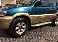 Cần bán lại xe Nissan Prairie đời 2003, màu xanh lam, giá 230tr giá 230 triệu tại Hà Nội