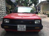 Cần bán lại xe Toyota Starlet năm 1984, màu đỏ, giá chỉ 62 triệu giá 62 triệu tại Cần Thơ