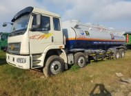 Bán xe tec chở xăng dầu FAW 21m3- xe nhập, giao ngay chỉ hơn tỷ giá 1 tỷ 250 tr tại Hải Phòng