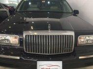 Bán Lincoln Town car 4.6 AT 1996, màu đen, nhập khẩu chính hãng  giá 450 triệu tại Hà Nội