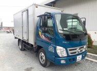 Bán xe tải Ollin 345 thùng kính 2T4 có cửa hông, xe chạy thành phố giá 287 triệu tại Tp.HCM
