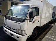 Bán xe tải kia 2t3, thùng kính tôn đen, Thaco Frontier k165 giá 334 triệu tại Tp.HCM