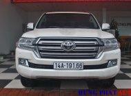 Cần bán lại xe Toyota Land Cruiser V8 5.7 đời 2016, màu trắng, xe nhập giá Giá thỏa thuận tại Hà Nội