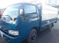 Bán xe tải Kia 1,4 tấn, Thaco Frontier 140, thùng mui bạt bửng mở 3 bửng giá 334 triệu tại Tp.HCM