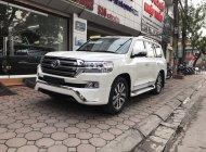 Cần bán Toyota Land Cruiser VX. R 2017, màu trắng, xe giao ngay giá 4 tỷ 769 tr tại Hà Nội