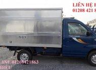 Bán xe tải nhẹ 615kg máy xăng, Thaco Towner 950, sử dụng động cơ Suzuki, thùng kín giá 216 triệu tại Tp.HCM