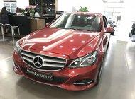 Bán ô tô Mercedes E200 Edition sản xuất 2015, màu đỏ giá 1 tỷ 470 tr tại Hà Nội