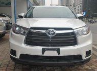 Bán Toyota Highlander LE đời 2016, màu trắng, nhập khẩu nguyên chiếc giá Giá thỏa thuận tại Hà Nội