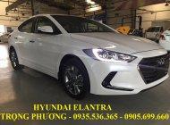 Bán Hyundai Elantra năm 2018, màu trắng, nhập khẩu chính hãng giá cạnh tranh giá 575 triệu tại Đà Nẵng