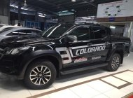 Bán xe Chevrolet Colorado High Country 2.8 AT 4x4 sản xuất 2017, màu đen, nhập khẩu Thái giá 839 triệu tại Tp.HCM