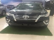 Cần bán xe Toyota Fortuner 2.7V 4x2 đời 2017, màu đen, xe nhập giá 1 tỷ 130 tr tại Hà Nội