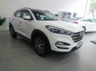 Bán Hyundai Tucson sản xuất 2018 màu trắng, hỗ trợ trả góp lên đến 85% LH: 090.467.5566 giá 760 triệu tại Hà Nội