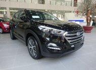 Hyundai Tucson sản xuất 2017 màu đen xe nhập khẩu, hỗ trợ trả góp lên đến 85% - LH: 090.467.5566 giá 760 triệu tại Hà Nội