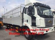 Bán xe tải faw 8 tấn – 8t thùng siêu dài 9.8 mét – xe tải Faw 8t (8 tấn) nhập khẩu giá 710 triệu tại Tp.HCM