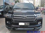 Cần bán gấp Toyota Land Cruiser VX V8 đời 2017, màu đen, nhập khẩu nguyên chiếc giá Giá thỏa thuận tại Hà Nội