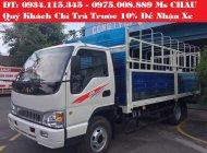 Bán xe tải jac 2.4 Tấn | Xe tải jac 2T4 | Mua xe tải jac 2,4T | Xe tải jac 2tan4 trả góp. giá 285 triệu tại Bến Tre