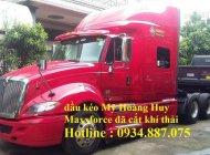 Bán đầu kéo Mỹ Hoàng Huy 2 giường - 1 giường máy Maxxforce đời 2013-2014 giá 638 triệu tại Tp.HCM