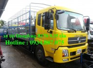 bán xe tải dongfeng b170 9t35 (9.35 tấn) nhập khẩu – xe tải Dongfeng Hoàng Huy B170 9T35 giá 730 triệu tại Tp.HCM