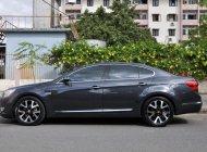 Cần bán Kia K7 đời 2017, màu đen, nhập khẩu, full option giá 615 triệu tại Tp.HCM