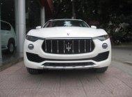 Cần bán Maserati Levante đời 2017, màu trắng, nhập khẩu giá 5 tỷ 700 tr tại Hà Nội