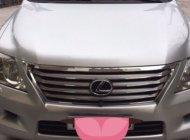 Chính chủ bán Lexus LX 570 AT năm 2008, màu bạc, nhập khẩu giá 2 tỷ 350 tr tại Quảng Ninh