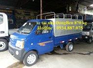 Bán xe tải nhẹ Dongben 870kg 810kg tiêu chuẩn Euro 4 thùng dài 2.5m giá 159 triệu tại Tp.HCM