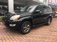 Bán Lexus GX470 màu đen nội thất kem, xe sản xuất 12/2008, đăng ký 2009, xe nhập về mới từ đầu giá 1 tỷ 550 tr tại Hà Nội