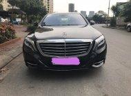 Bán Mercedes S500L sản xuất 2013 ĐK 2014 màu đen. Xe một chủ đi từ đầu giá 3 tỷ 650 tr tại Hà Nội