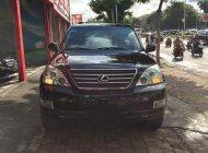 Cần bán xe Lexus GX470 2008, màu đen, xe nhập giá 1 tỷ 690 tr tại Hà Nội